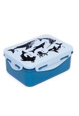Petit Monkey Lunchbox sea animals
