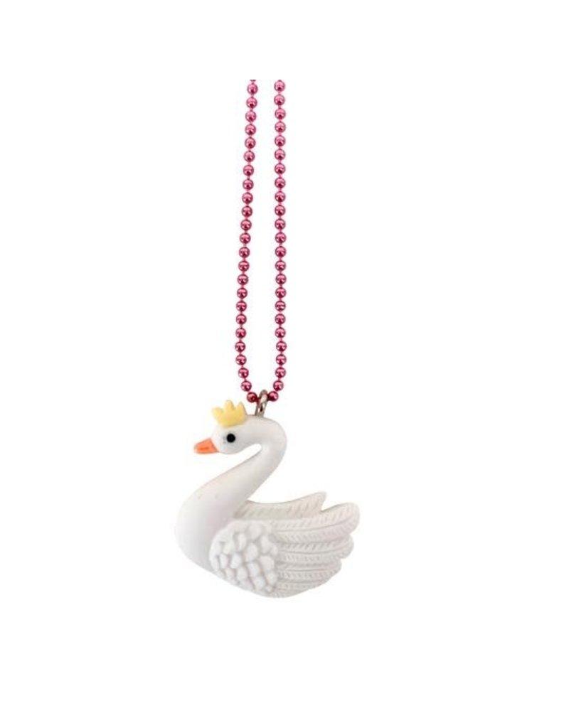 Pop Cutie Gacha Fairytale Necklaces Swan