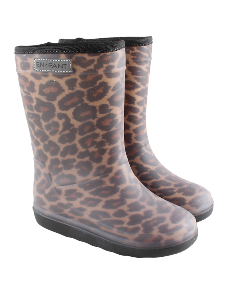 En Fant Thermo Boots Leo Brown