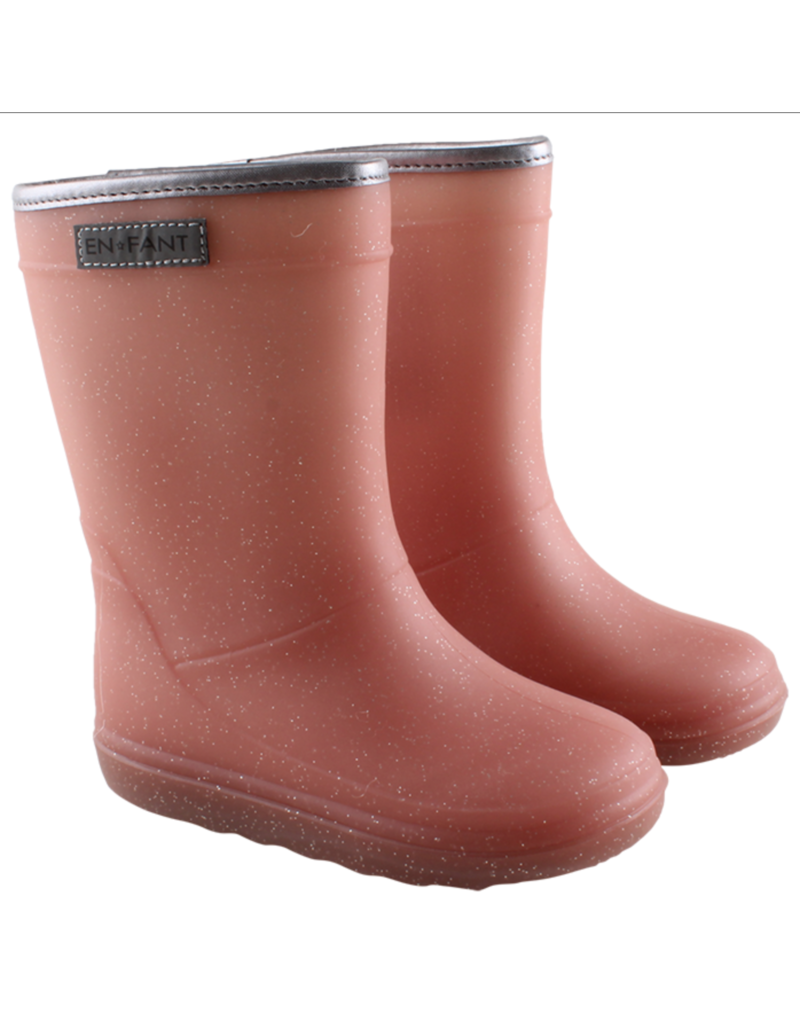 En Fant Thermo Boots Metallic Rose