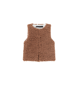 House of Jamie Teddie Gilet Hazel