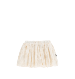 House of Jamie Lace Skirt Cream