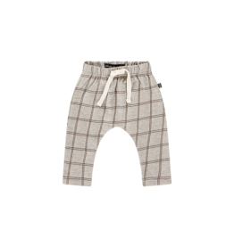 House of Jamie Pants Tartan Stone