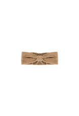 House of Jamie Bow Tie Headband Biscuit Velvet