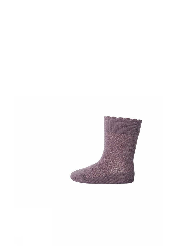 mp Denmark Socks Lila