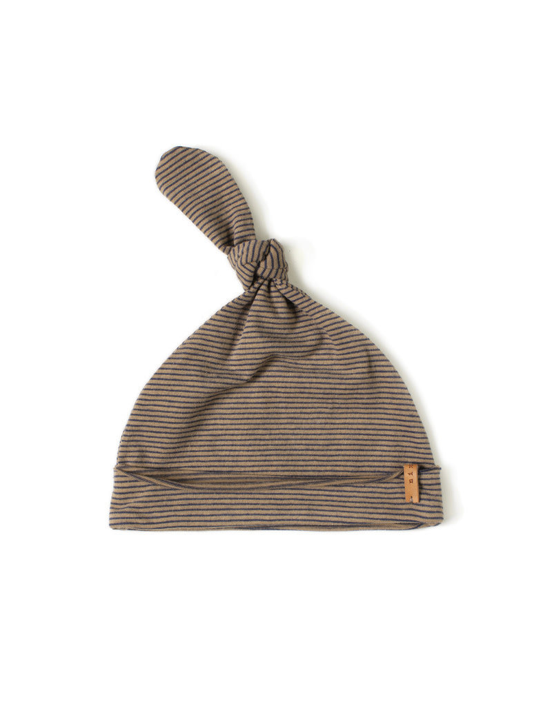 Nixnut Newbie Hat Olive Stripe