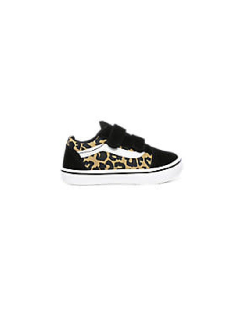 Vans Old Skool Comfycush Leopard