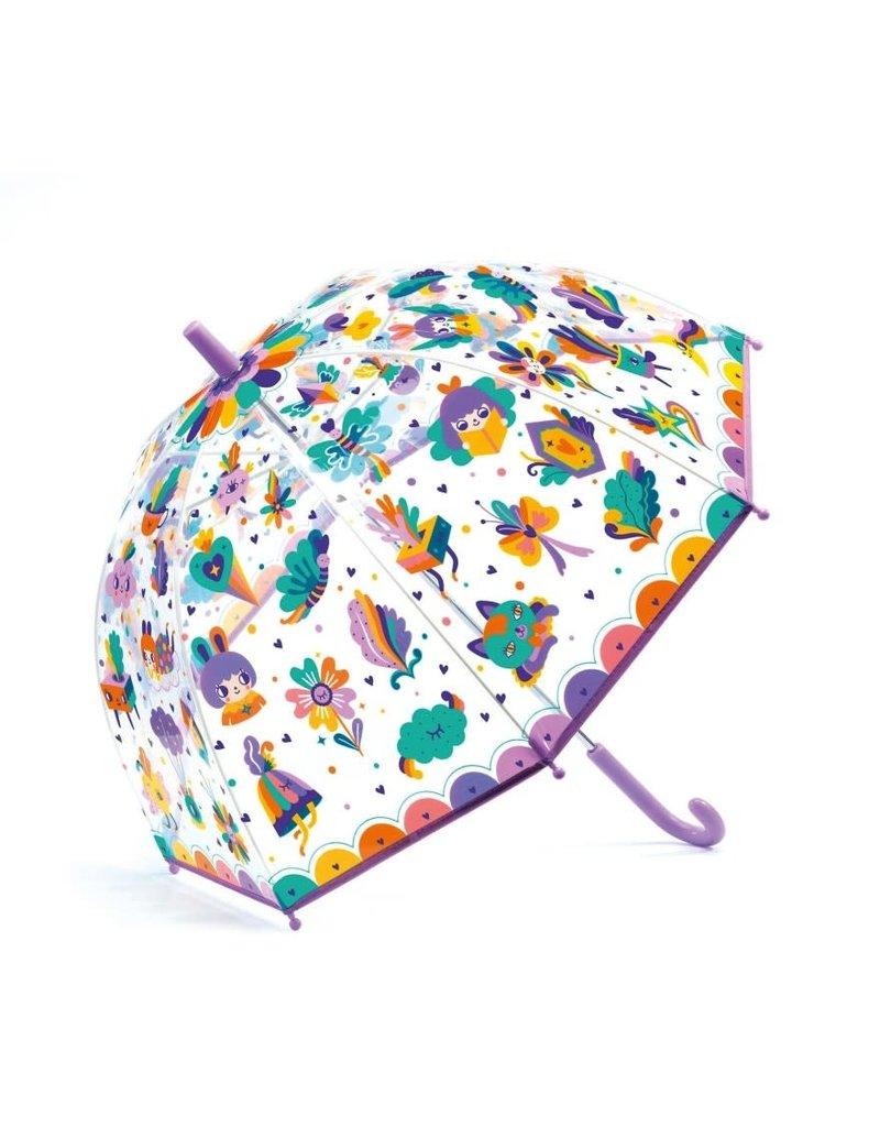 Djeco Paraplu Lovely Rainbow