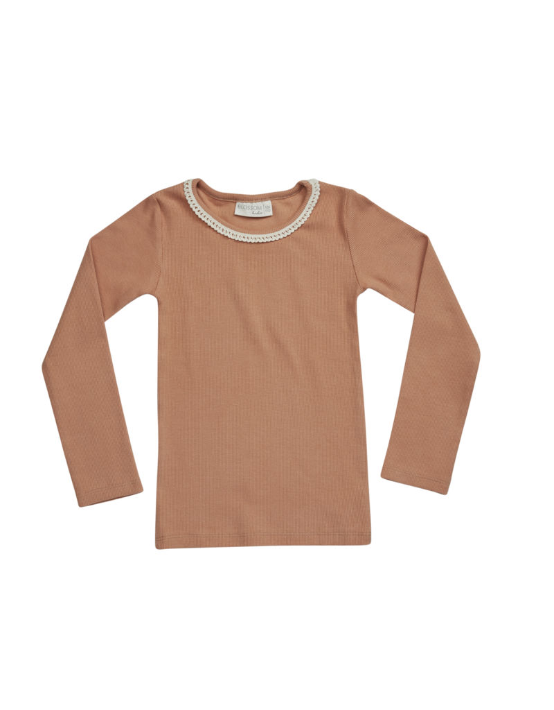Blossom Kids Longsleeve With Lace