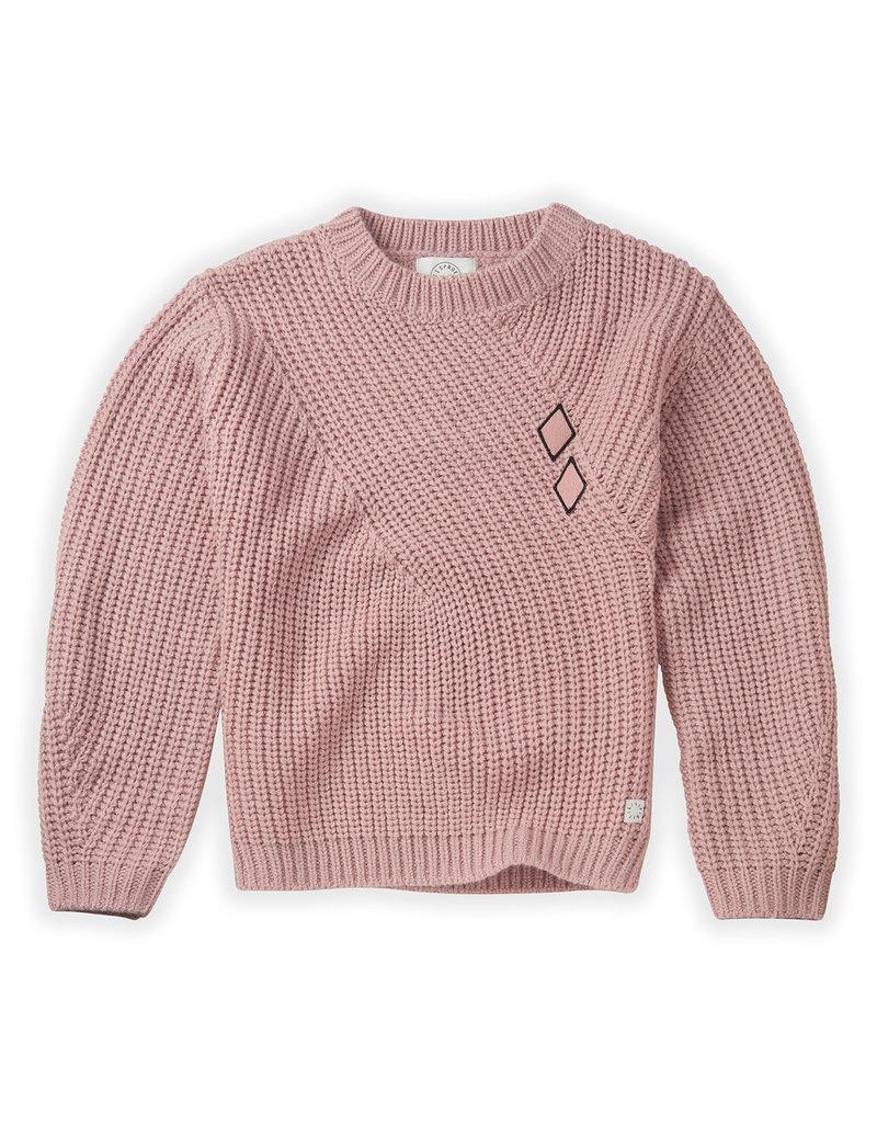 Sproet & Sprout Chuncky Sweater Diamond