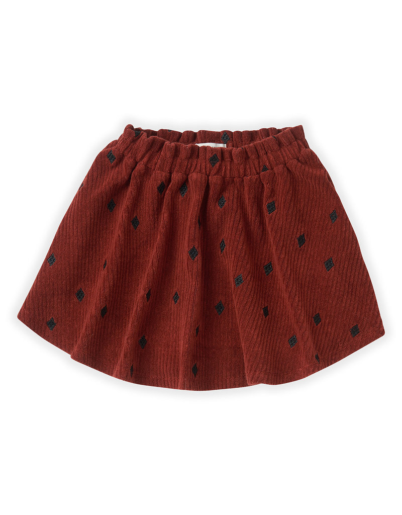 Sproet & Sprout Skirt Terry Rib