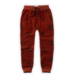 Sproet & Sprout Sweatpants Velvet Carousel