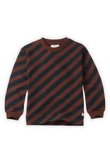 Sproet & Sprout Sweatshirt Painted Stripe