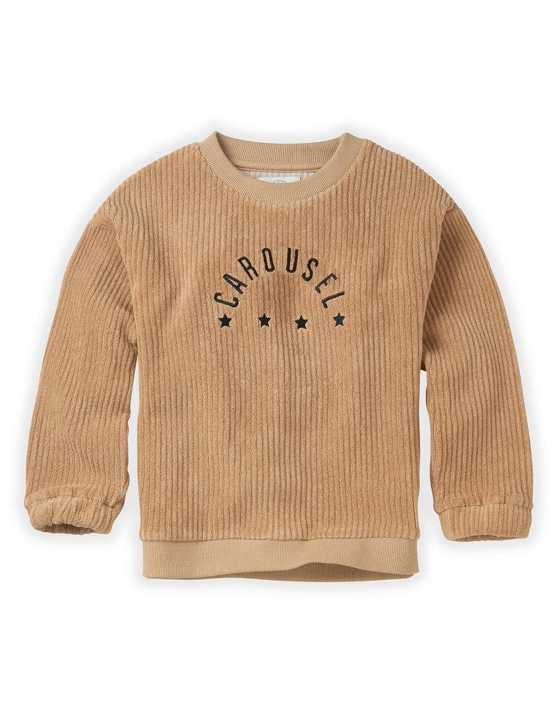 Sproet & Sprout Sweatshirt Terry Carousel