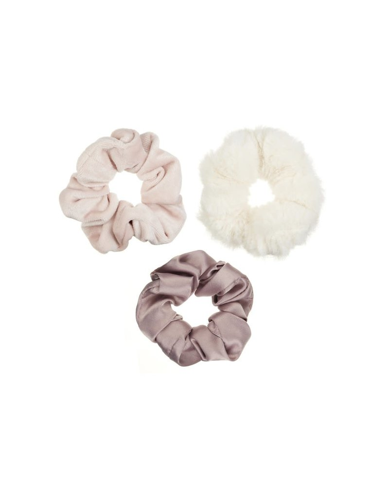 Mimi & Lula Luxe Scrunchie Pack BLUSH