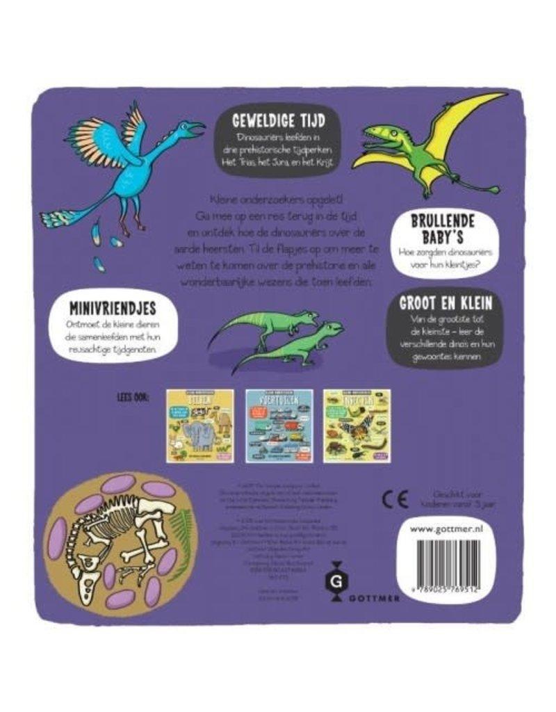Gottmer Kleine onderzoekers - Dinosauriërs