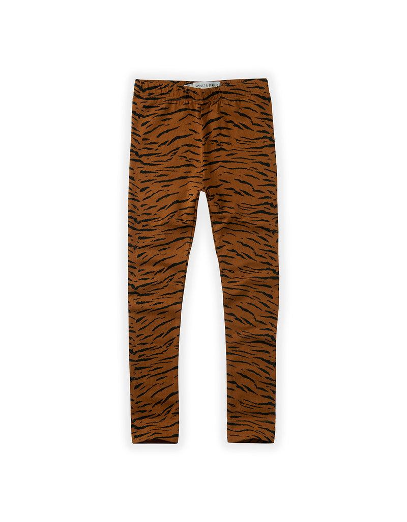 Sproet & Sprout Legging print Tiger