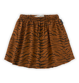 Sproet & Sprout Skirt print Tiger