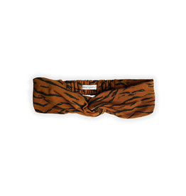 Sproet & Sprout Turban headband Tiger