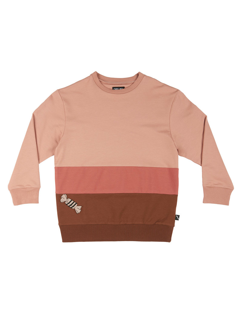 CarlijnQ Candy - sweater + embroidery