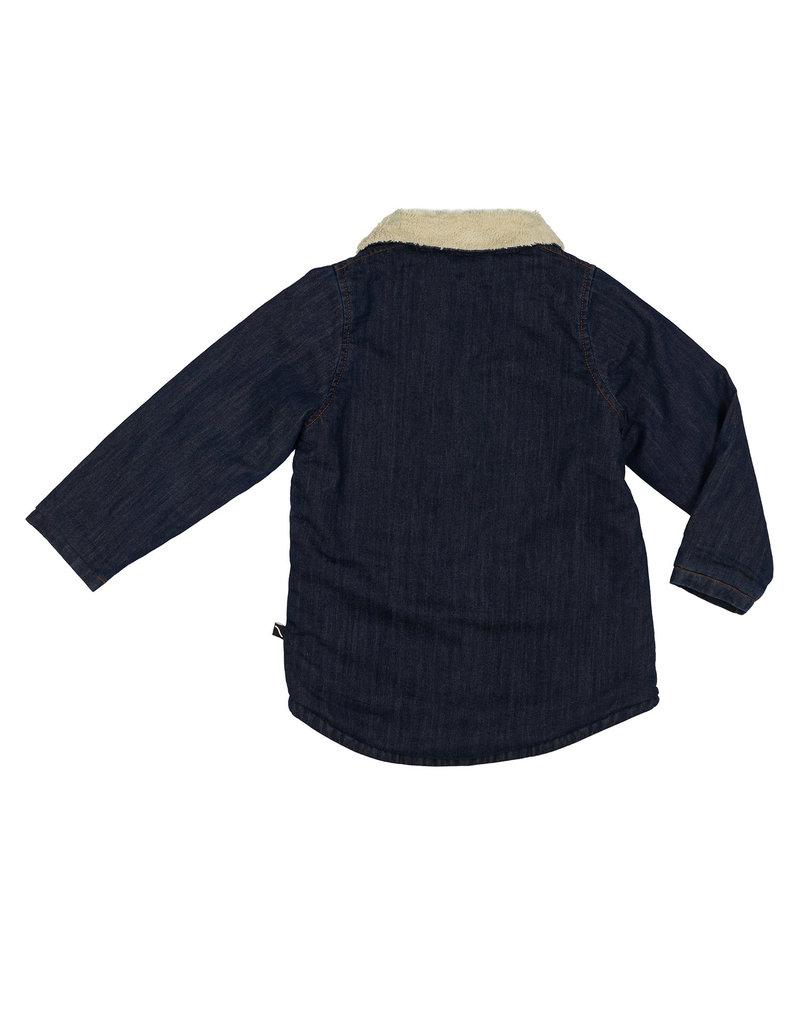 CarlijnQ Worker coat - blue