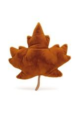 Jellycat Woodland Maple Leaf