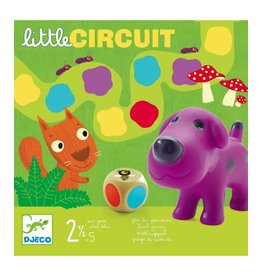 Djeco Bordspel Little Circuit