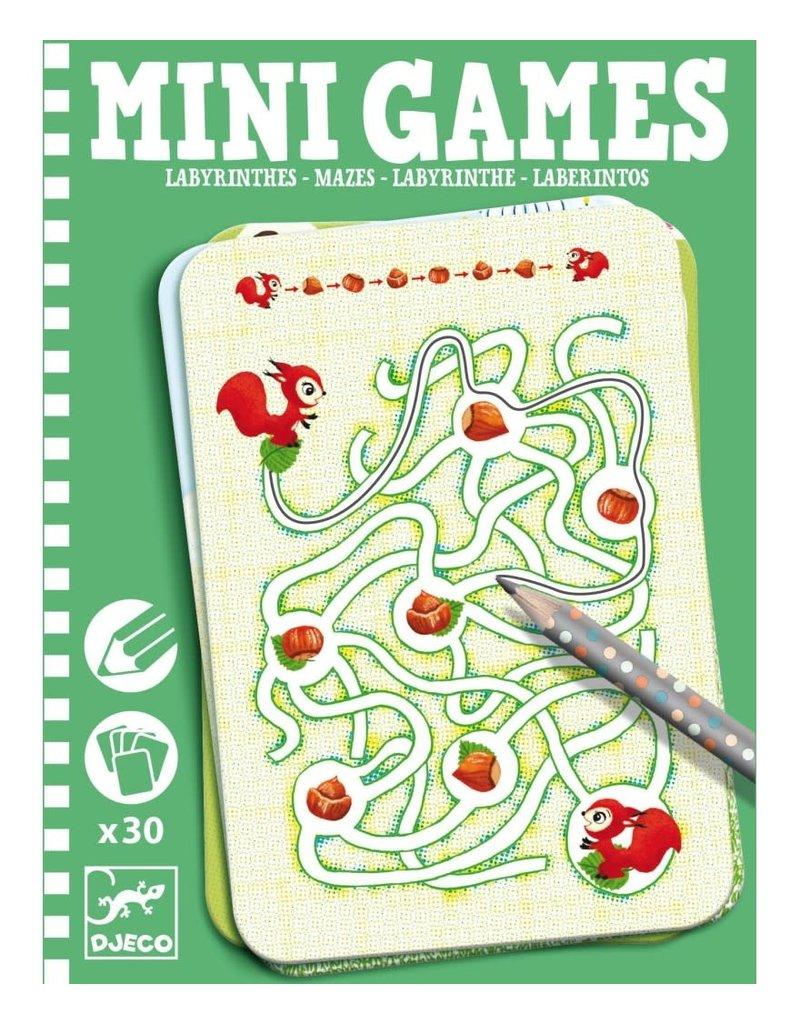 Djeco Mini Games - Labyrint