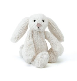 Jellycat Bashful Cream Bunny Baby