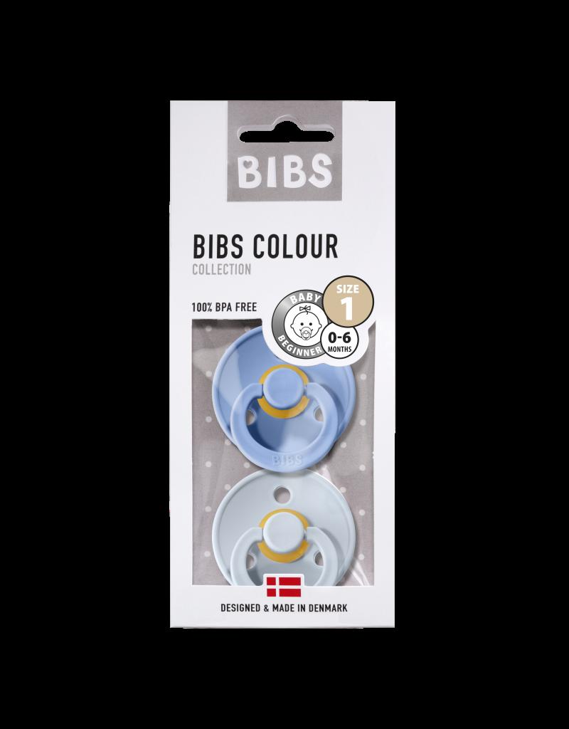 Bibs Speen Blister sky blue/baby T1