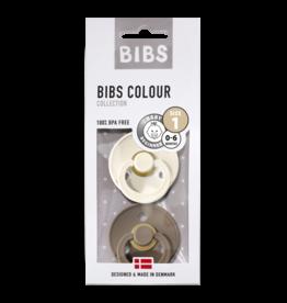 Bibs Speen Blister dark oak/ivory T1