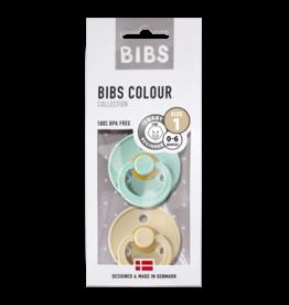 Bibs Blister mint/beige T1