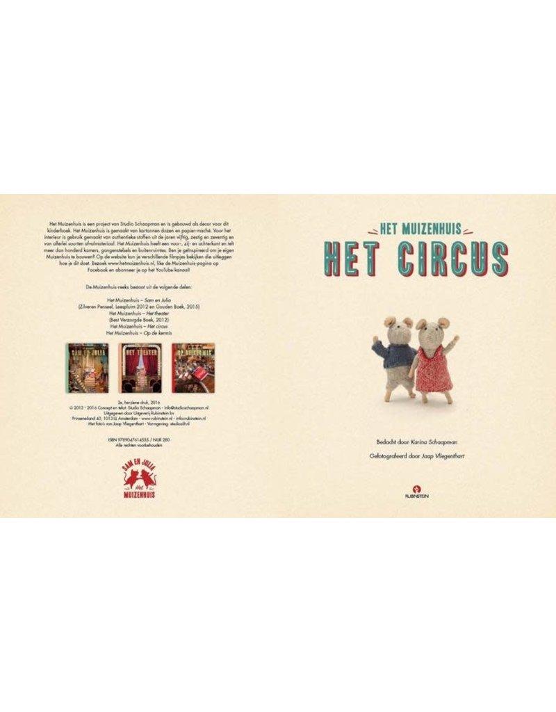Het Muizenhuis Het Muizenhuis - Het circus