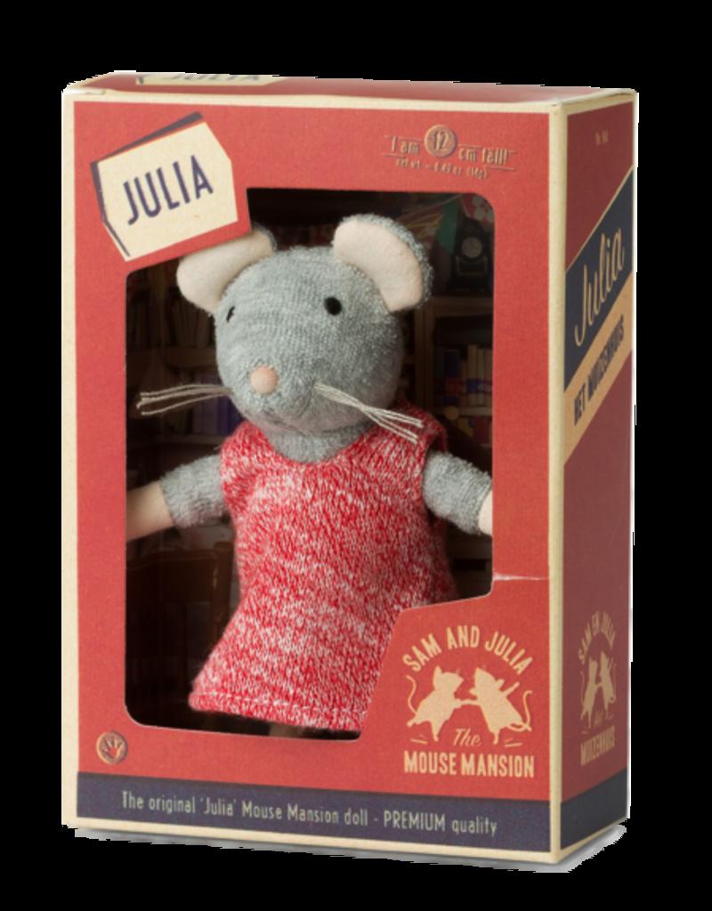Het Muizenhuis Het Muizenhuis - Knuffeltje Julia
