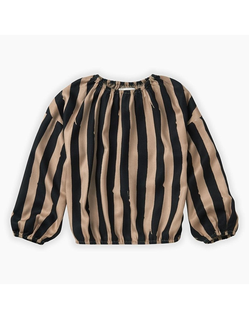 Sproet & Sprout Blouse Painted Stripe