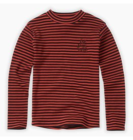 Sproet & Sprout Turtleneck Rib Stripe