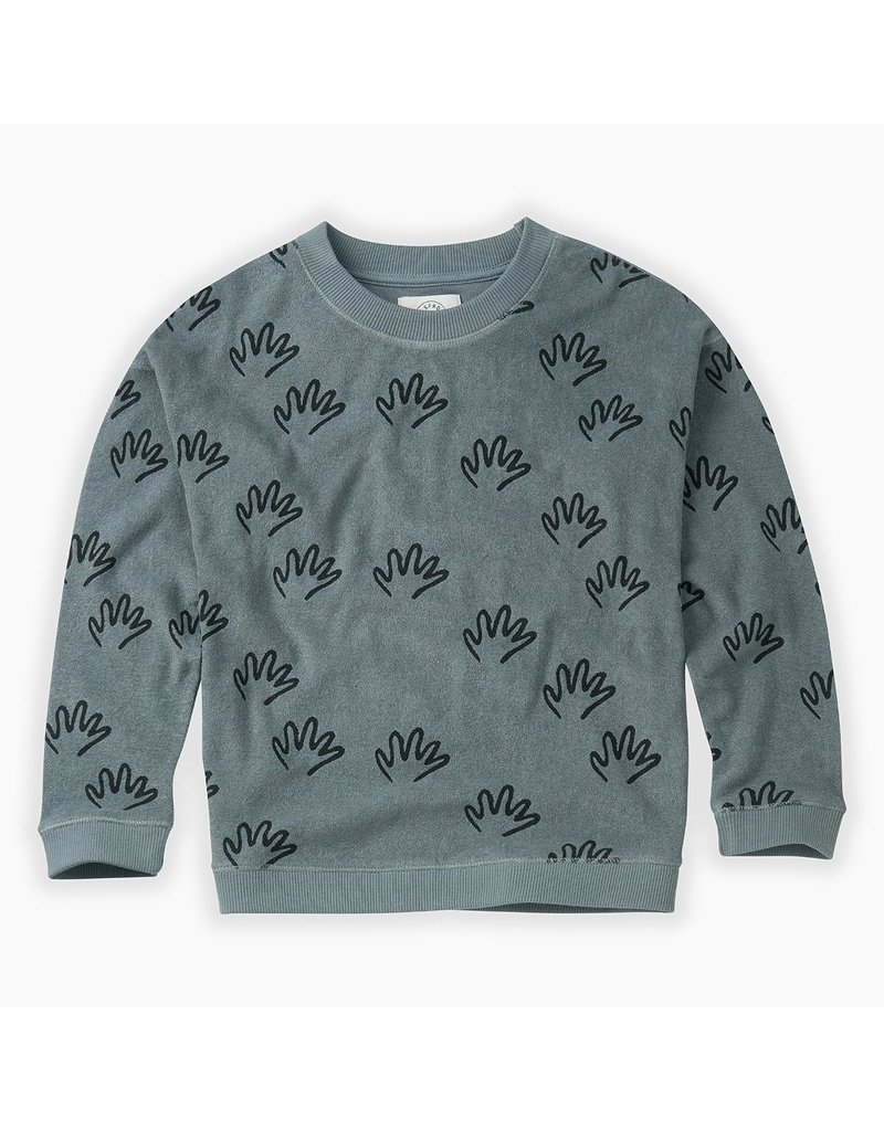 Sproet & Sprout Sweatshirt Happy Hands