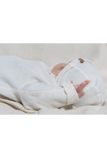 Nixnut Born Onesie - Dust