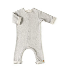 Nixnut Born Onesie - Grey