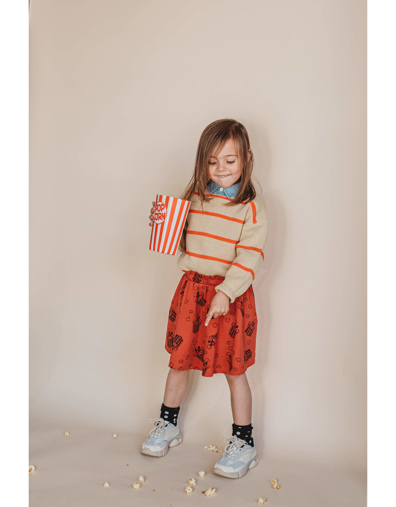 Sproet & Sprout Skirt Popcorn