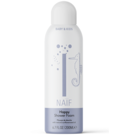 Naïf Shower Foam Happy Baby & Kids