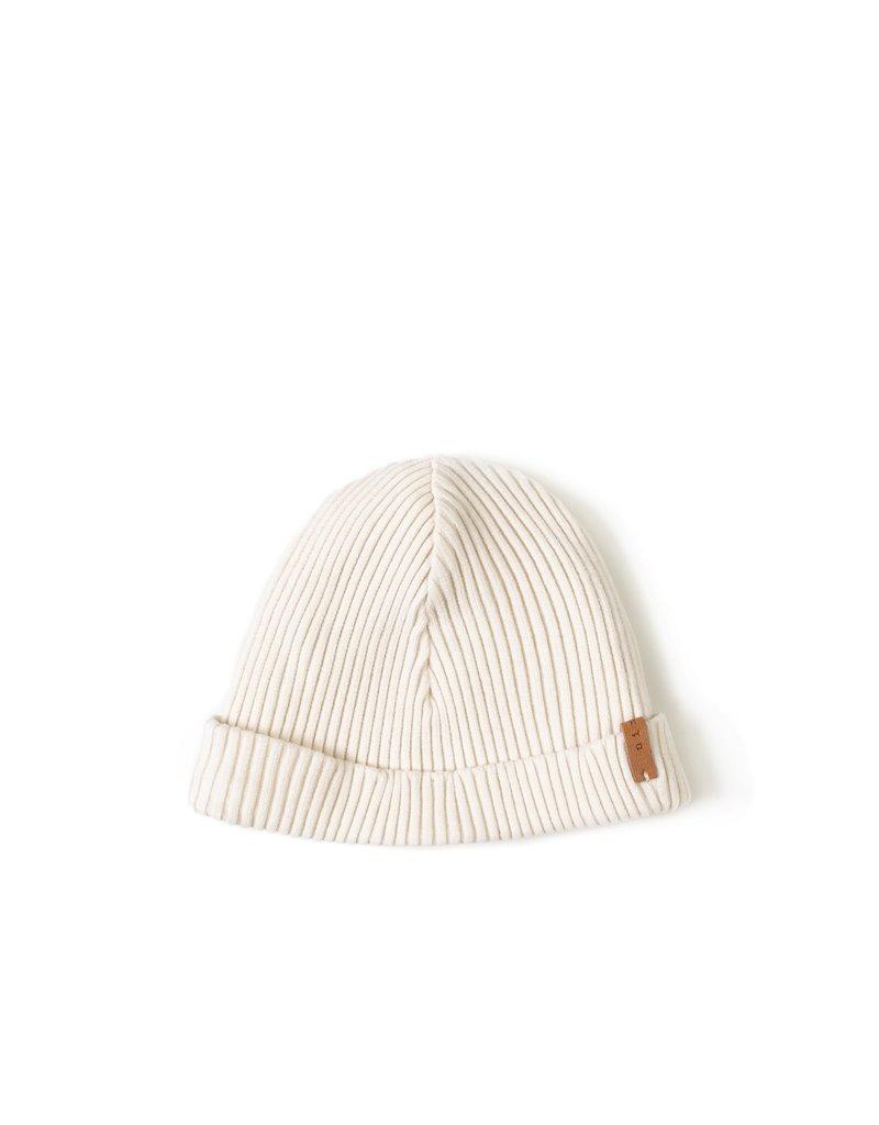 Nixnut Rib Hat Cream