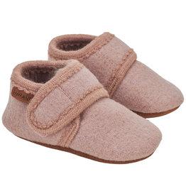En Fant Wool Sloffen Roze
