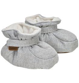 En Fant Baby Sloffen Grey Melange