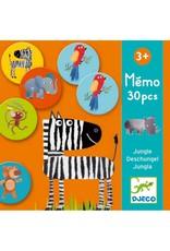 Djeco Memorie Jungle
