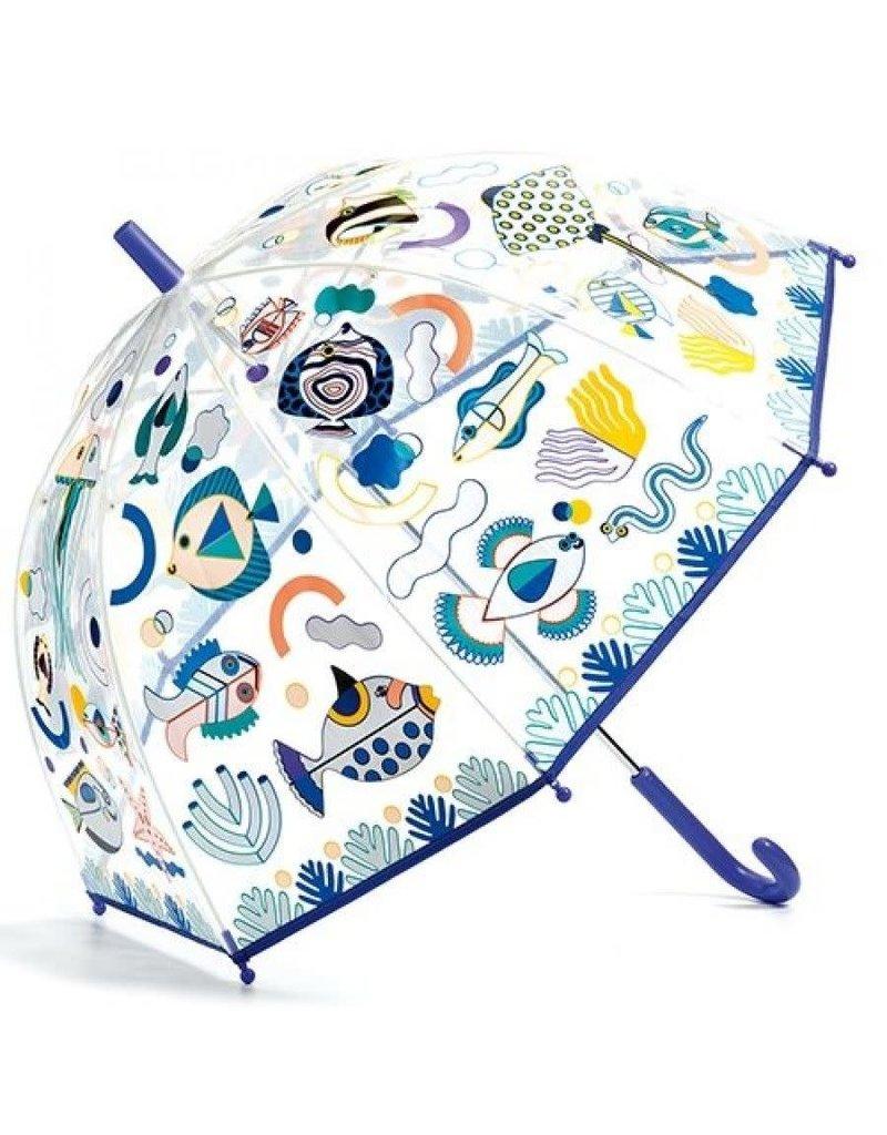 Djeco Paraplu Magische Kleuren - Vissen