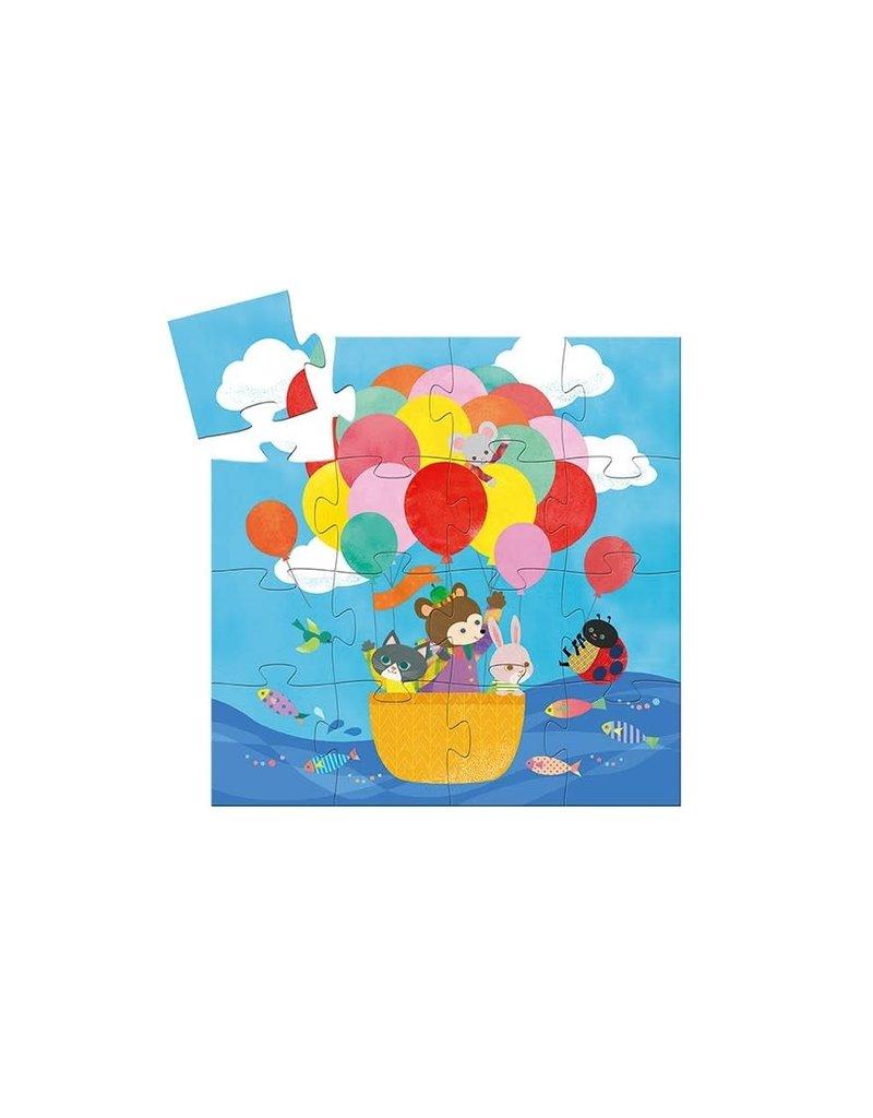 Djeco Puzzel Luchtballon 16st