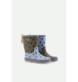 Sticky Lemon Rain Boots Freckles Special Edition Seventies Green