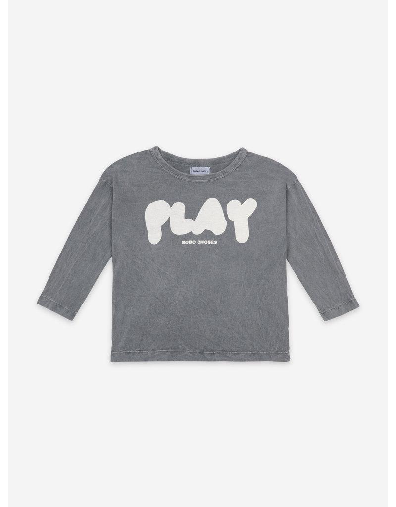 Bobo Choses Play Long Sleeve T-Shirt