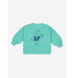 Bobo Choses Bird Says Yes Sweatshirt